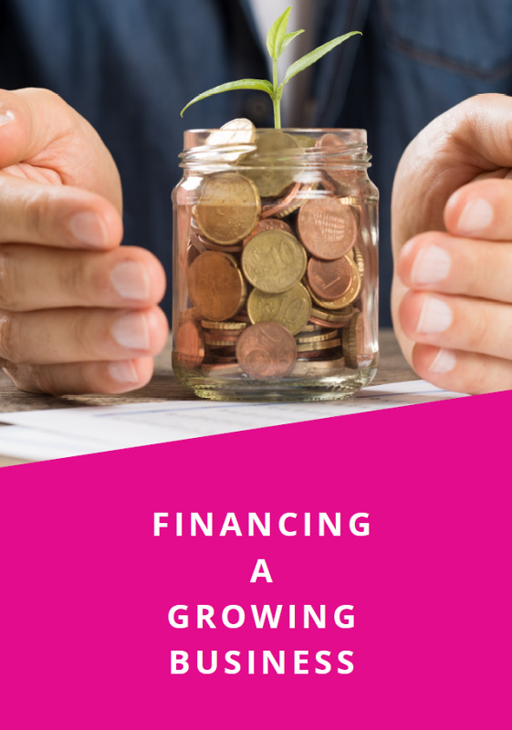 Financing a growing business