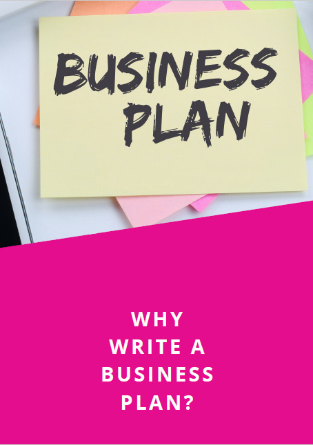 Why Write a Business Plan leaflet
